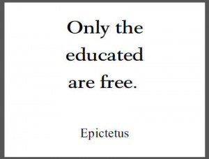 Reading Literacy Education Quote