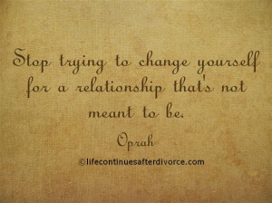 quote #Oprah You need to change your environment, not yourself: http ...