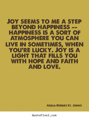 Love and Joy Quotes