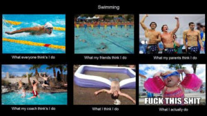 swimming #competitive swimming
