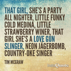 Country Lyrics Little Bit