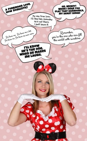 Minnie Mouse Quotes And Sayings