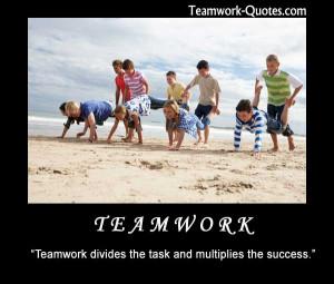 Teamwork Quotes Inspirational