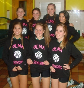 OLMA Volleyball Senior Night. It was a pleasure to work with ...