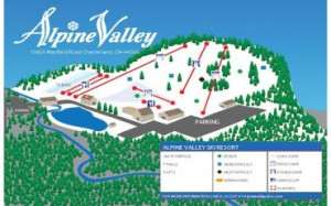 Alpine Valley Ski Resort Ohio