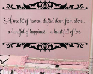 Birch Tree With Love Quotes