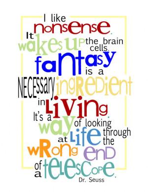 My Favorite Dr. Seuss Quotes