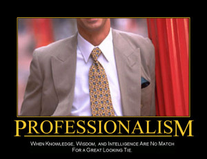 PROFESSIONALISM QUOTES - Page 3