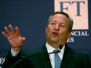 LARRY SUMMERS: 'Raising rates risks tipping some part of the financial ...