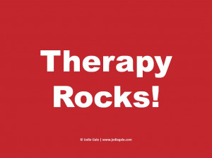 Doctor Of Physical Therapy Symbol Therapy rocks red