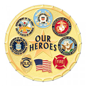 Military Inspired Challenge Coins Instill a Sense of Pride, Honor, and ...
