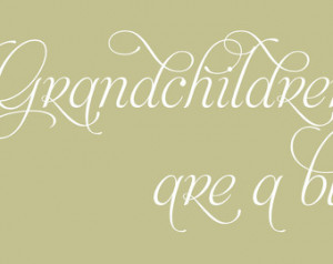 Great Grandchildren Quotes Grandchildren are a blessing