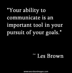 les brown daily quotes quotesgram