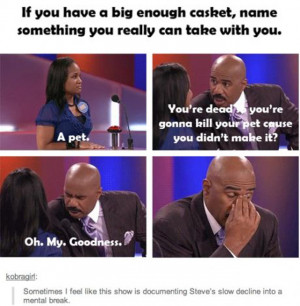 ... Family Feud Answers That Caused Steve Harvey To Lose Faith In Humanity