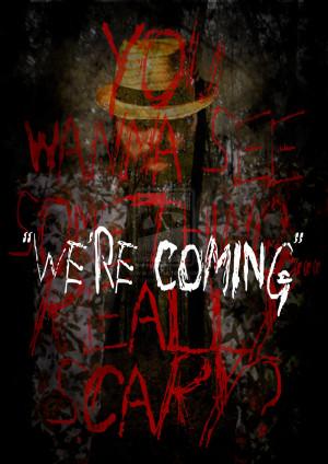Bray Wyatt - We're coming promo by WKneeshaw