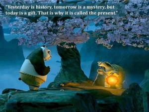 Kungfu Panda's Life Quotes!!!...