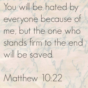 Haters Gonna Hate (Christian style)