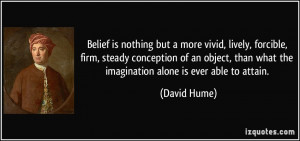 More David Hume Quotes