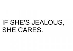 Jealousy Tumblr Quotes