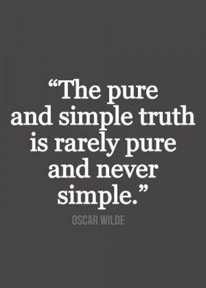pure, quotes, simple, truth