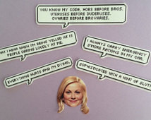 Popular items for leslie knope