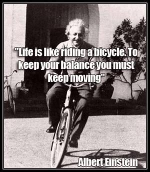 Albert Einstein Insightul Quote