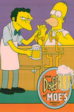 Simpsons Moe Szyslak Iphone