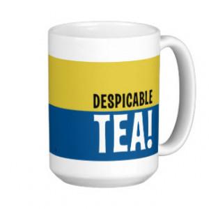 Tea Quotes Mugs