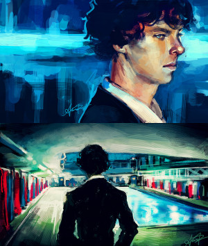 Sherlock on BBC One Sherlock