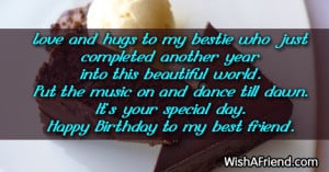 happy birthday best friend quotes sayings