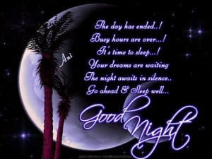 Card Poem Wallpaper Good Night Poem Image Card Wallpaper Message