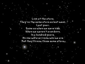 Stars Tumblr Quotes Group of: stars quotes