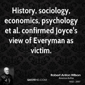 Funny Sociology Quotes