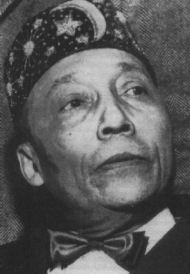 Elijah Muhammad (1897-1975) was the leader of the Nation of Islam ...