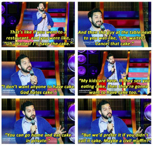 Comedian Gay Marriage 26