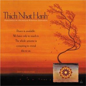 Thich Nhat Hanh Calendar 2009
