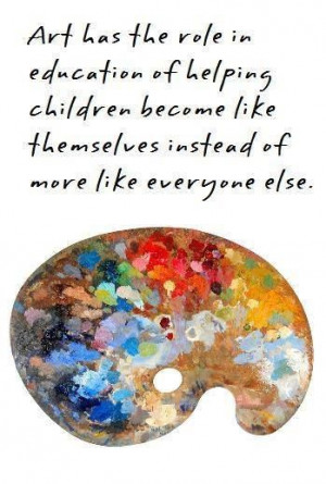 Support Arts education! - it can be a major part of well-rounded ...