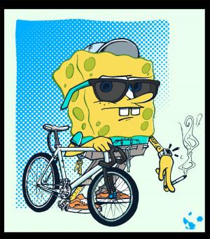 Gangster Spongebob Drawings Spongebob