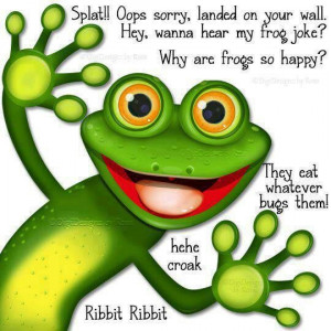 FrogBugs, Jokes, Happy Day, The Jokers, So Happy, Funny Quotes, Frogs ...