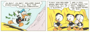 """Donald Duck """"Lost in the Andes"""""""
