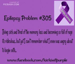 Epilepsy Problems / Epilepsy Awareness