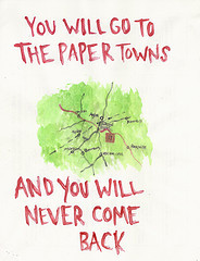 Paper Towns Quotes Margo Paper towns (ed-ingle) tags: