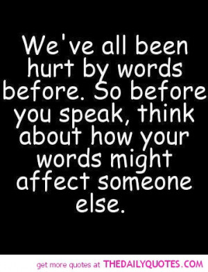 Friendship Hurt Quotes We've all been hurt