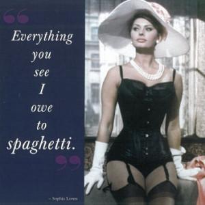Sophia Loren..I love her.
