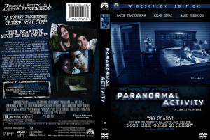 Paranormal activity - front