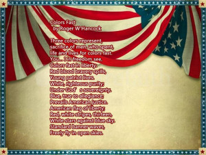 Famous Happy Flag Day 2015 Poems For Children