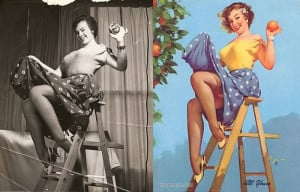 Chicas Pin Ups...