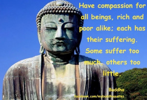 quotes on love compassion buddha quotes of love u and i love quotes ...