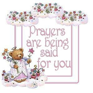 ... to have surgery on Monday and she needs our prayers. Thanks to all