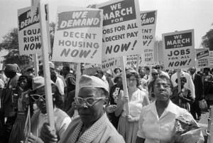 ... , please stop comparing yourself to the black civil rights movement